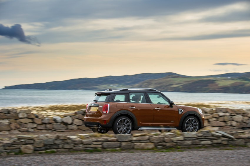 F60 MINI Countryman revealed – larger, with more tech Image #569064
