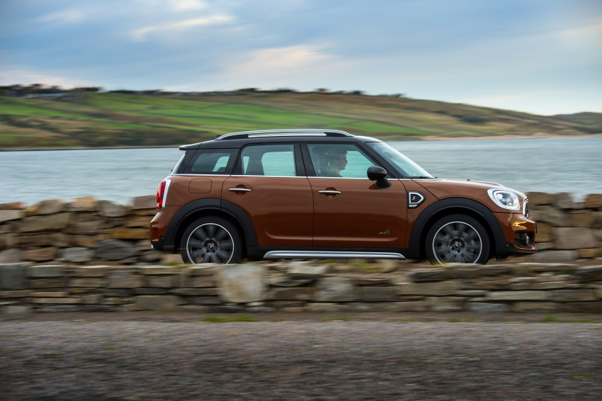 F60 MINI Countryman revealed – larger, with more tech Image #569080