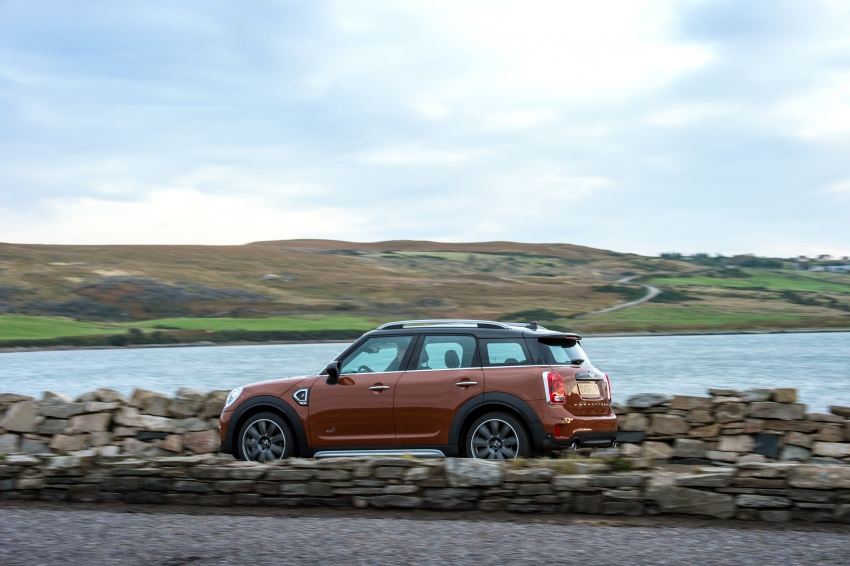 F60 MINI Countryman revealed – larger, with more tech Image #569085