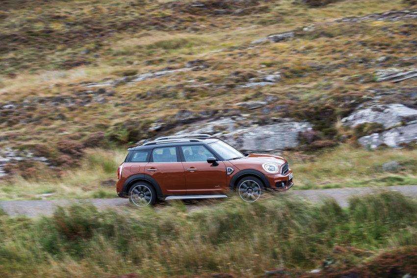 F60 MINI Countryman revealed – larger, with more tech Image #569110