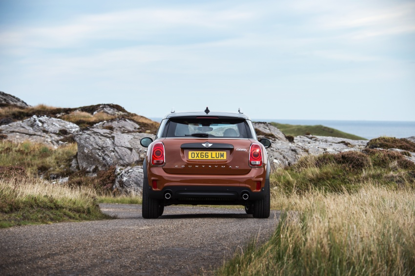F60 MINI Countryman revealed – larger, with more tech Image #569093