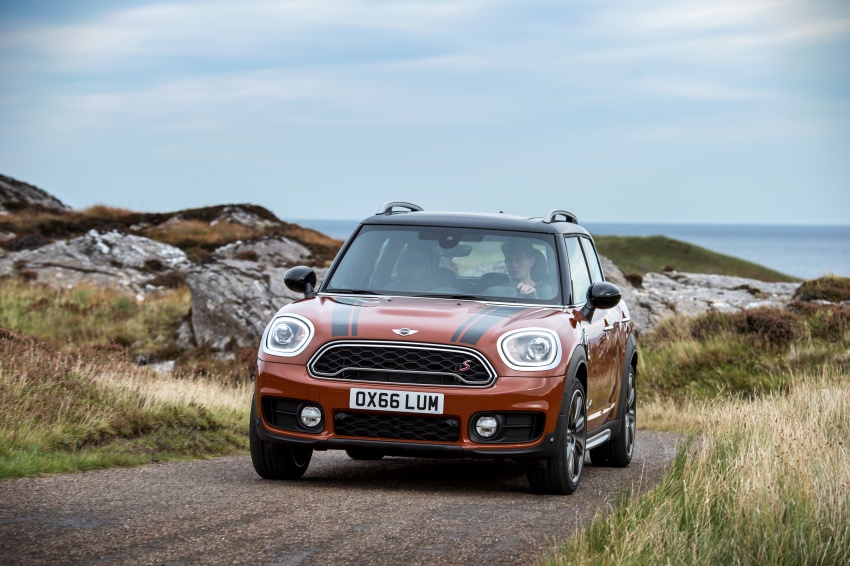 F60 MINI Countryman revealed – larger, with more tech Image #569109