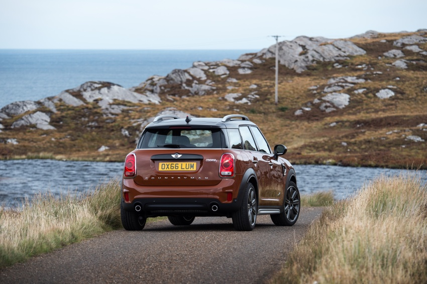 F60 MINI Countryman revealed – larger, with more tech Image #569106