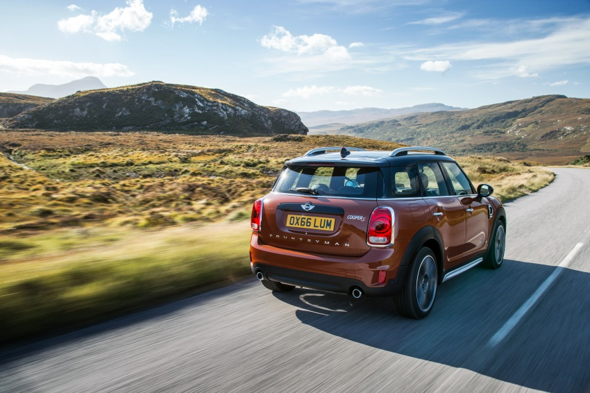 F60 MINI Countryman revealed – larger, with more tech Image #569102