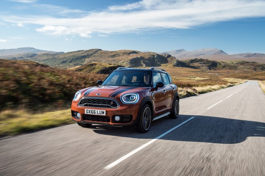 F60 MINI Countryman revealed – larger, with more tech Image #569092