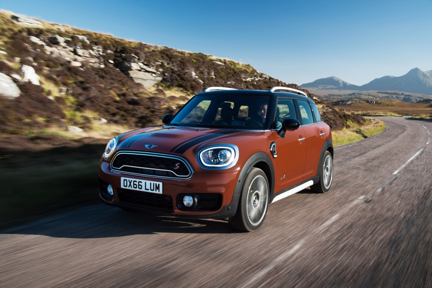 F60 MINI Countryman revealed – larger, with more tech Image #569095