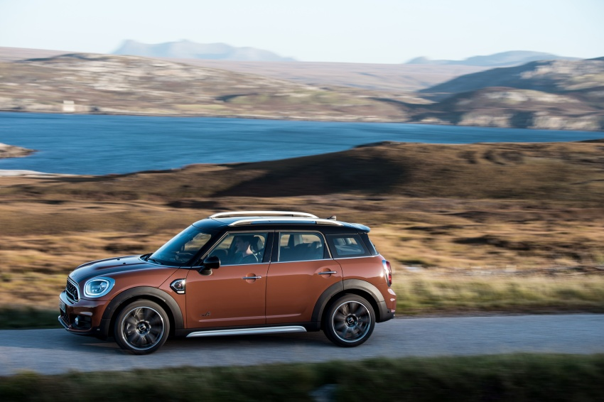 F60 MINI Countryman revealed – larger, with more tech Image #569056