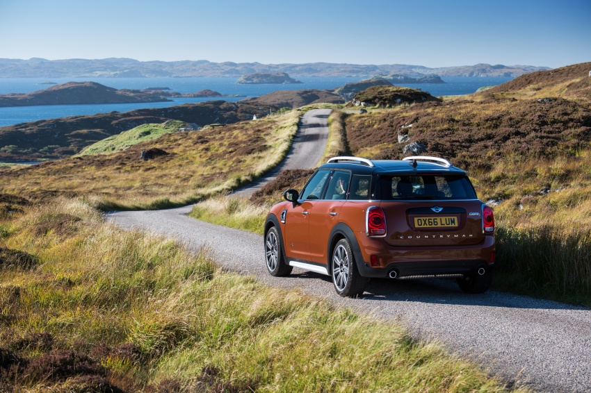 F60 MINI Countryman revealed – larger, with more tech Image #569118