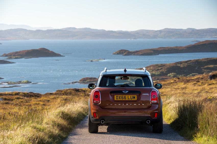 F60 MINI Countryman revealed – larger, with more tech Image #569103