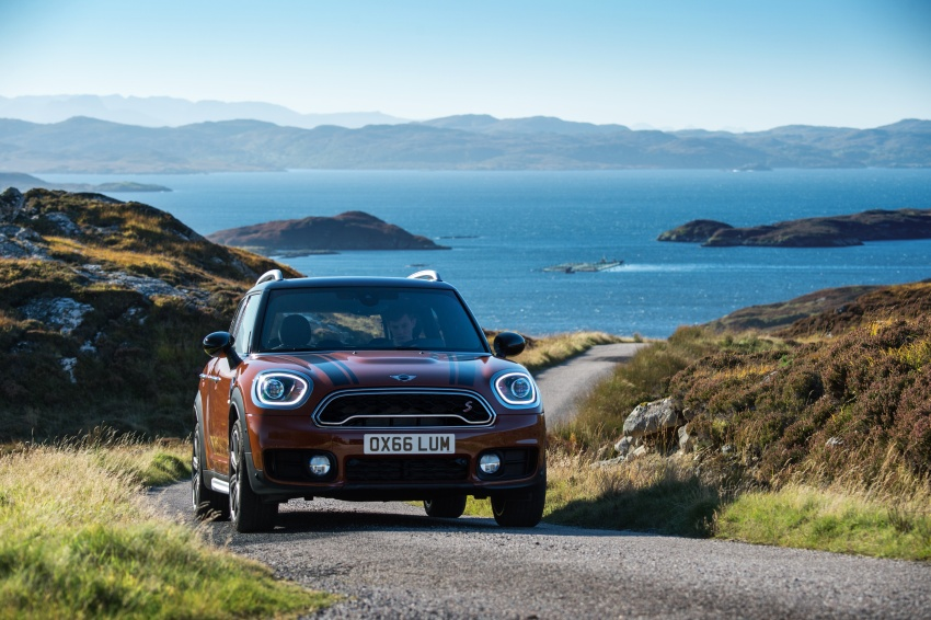 F60 MINI Countryman revealed – larger, with more tech Image #569112