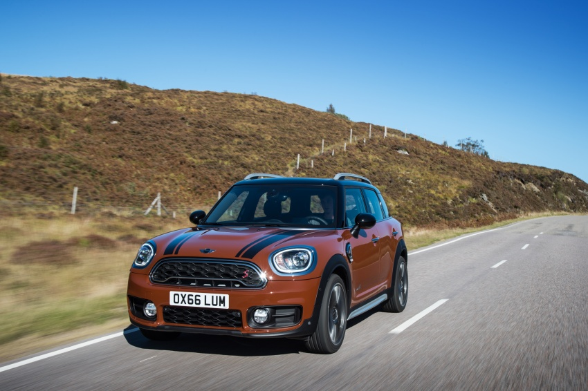 F60 MINI Countryman revealed – larger, with more tech Image #569086