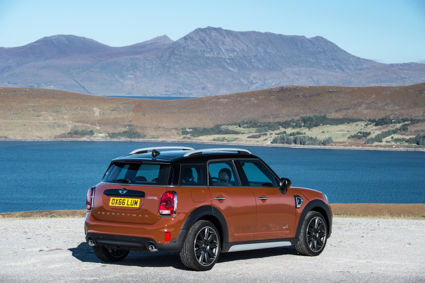 F60 MINI Countryman revealed – larger, with more tech Image #569104