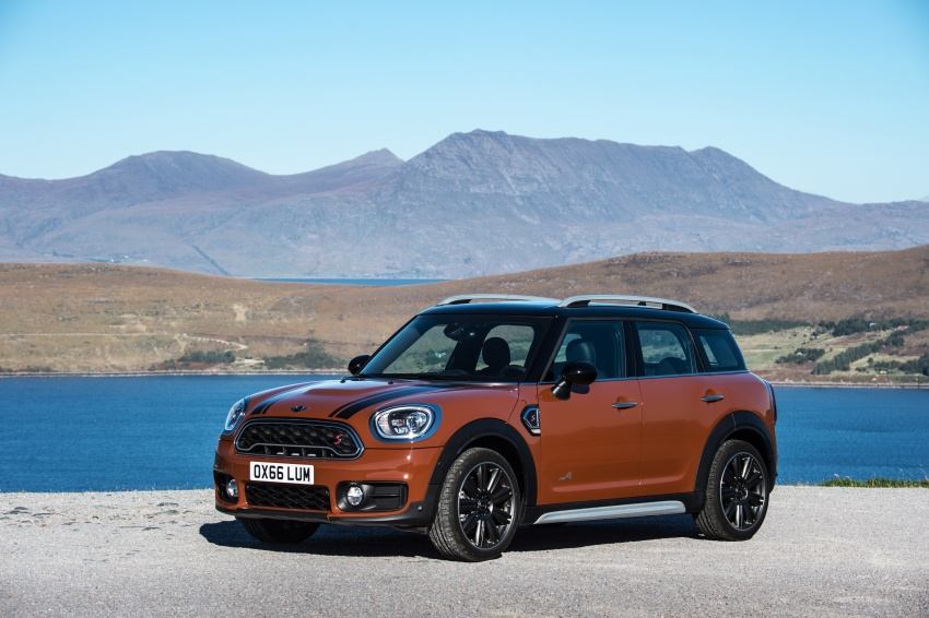 F60 MINI Countryman revealed – larger, with more tech Image #569098