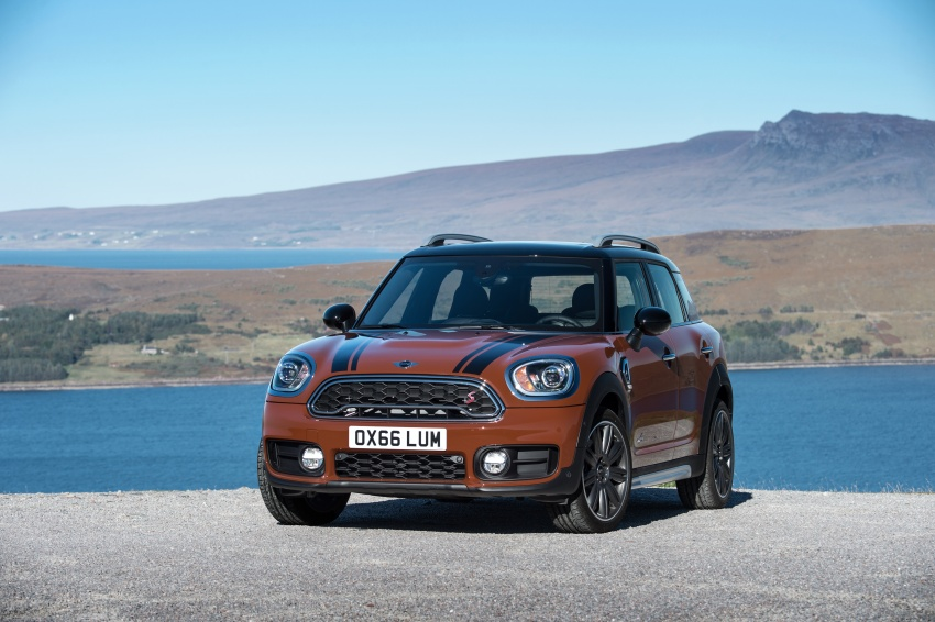 F60 MINI Countryman revealed – larger, with more tech Image #569094