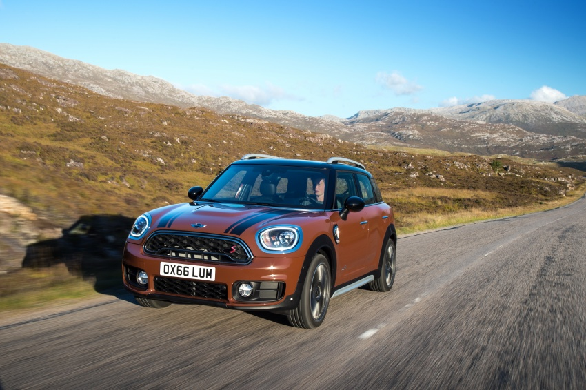 F60 MINI Countryman revealed – larger, with more tech Image #569105