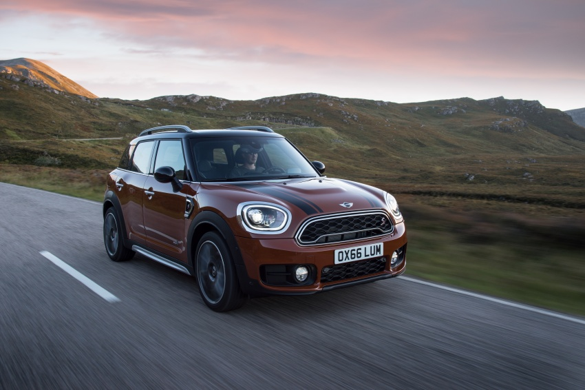 F60 MINI Countryman revealed – larger, with more tech Image #569087