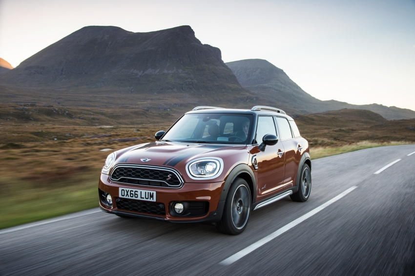 F60 MINI Countryman revealed – larger, with more tech Image #569075