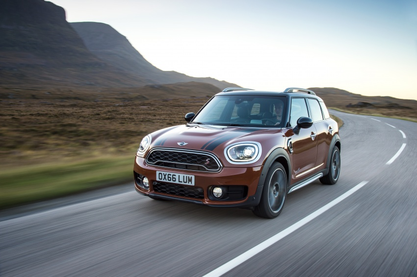 F60 MINI Countryman revealed – larger, with more tech Image #569059
