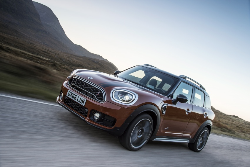 F60 MINI Countryman revealed – larger, with more tech Image #569050