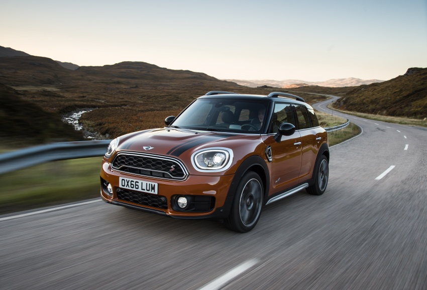F60 MINI Countryman revealed – larger, with more tech Image #569053