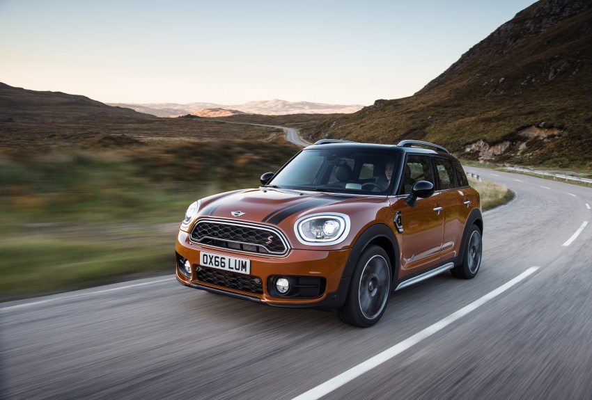 F60 MINI Countryman revealed – larger, with more tech Image #569058