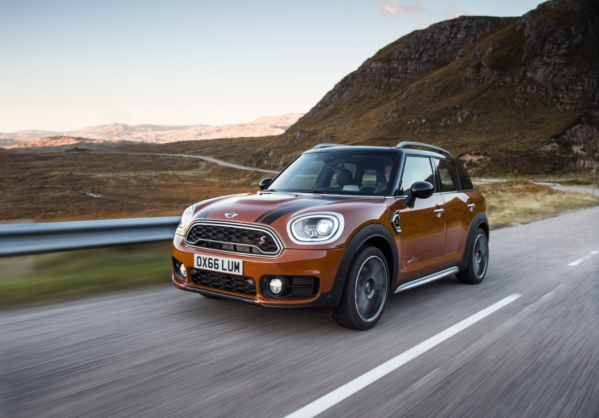 F60 MINI Countryman revealed – larger, with more tech Image #569061