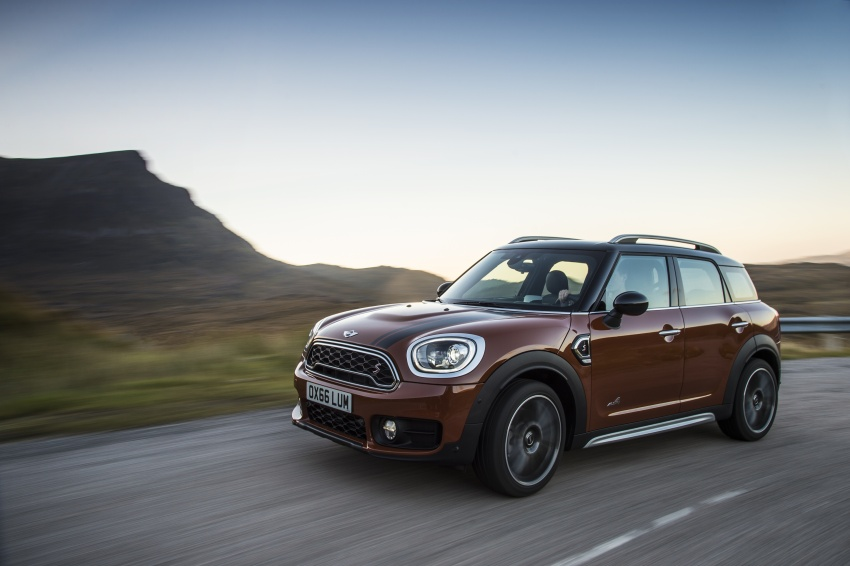 F60 MINI Countryman revealed – larger, with more tech Image #569048