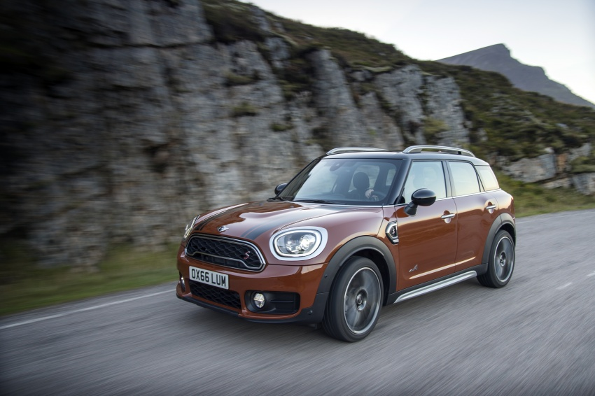 F60 MINI Countryman revealed – larger, with more tech Image #569049