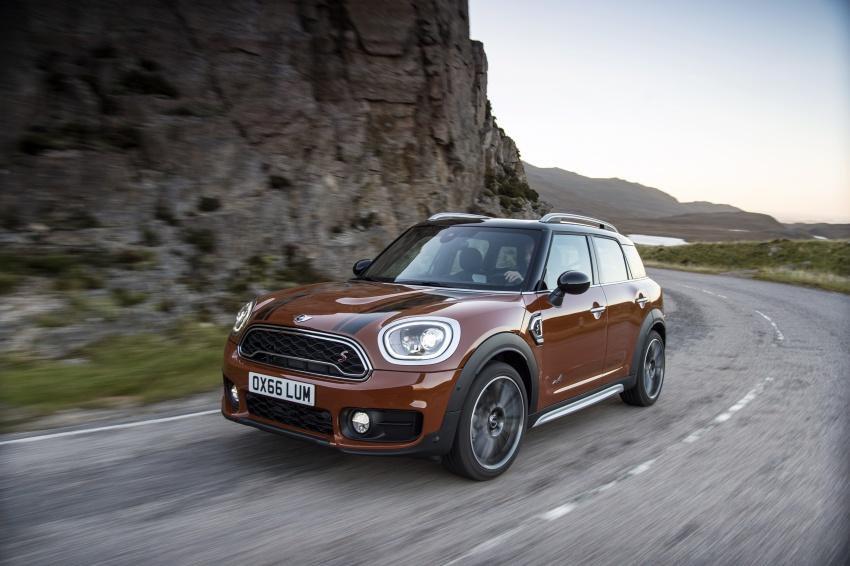 F60 MINI Countryman revealed – larger, with more tech Image #569068