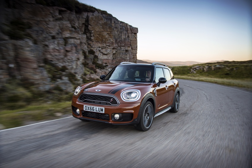 F60 MINI Countryman revealed – larger, with more tech Image #569071