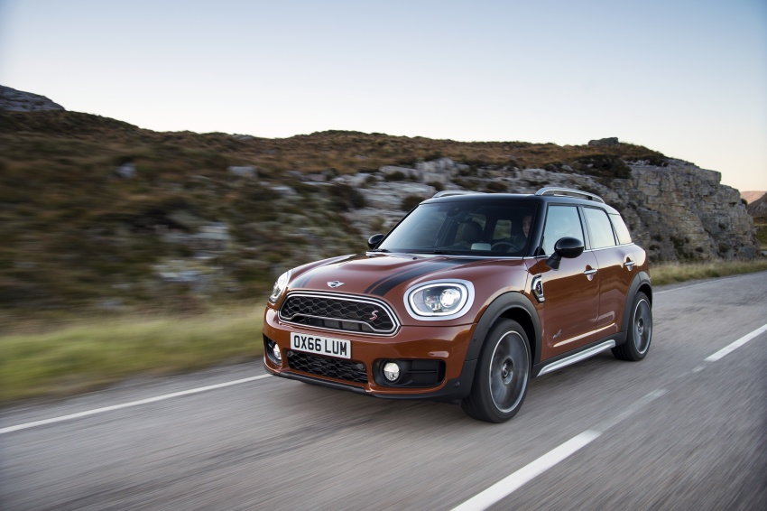 F60 MINI Countryman revealed – larger, with more tech Image #569051