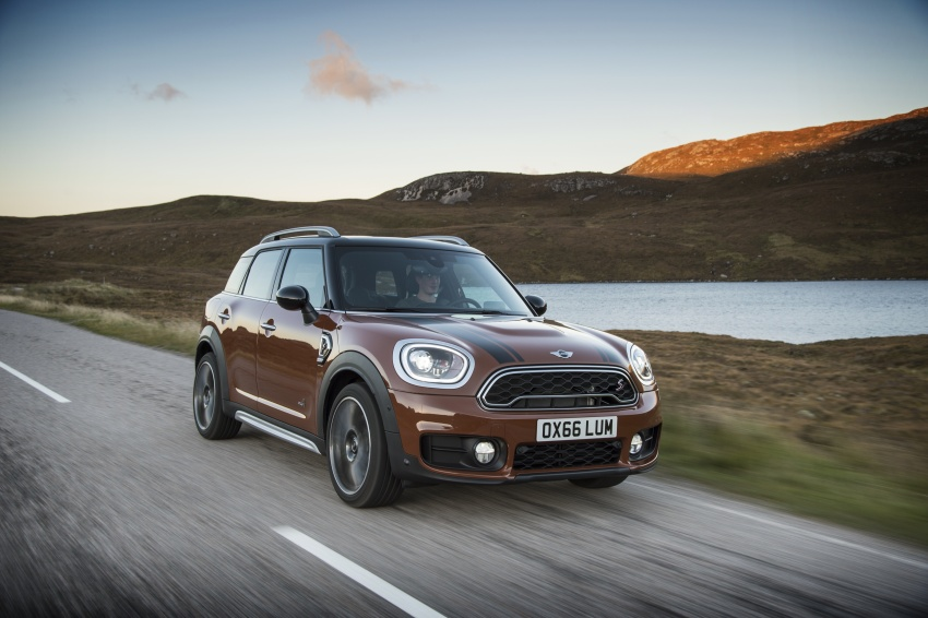 F60 MINI Countryman revealed – larger, with more tech Image #569070