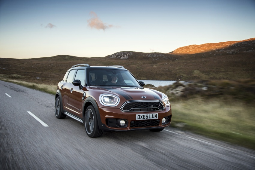 F60 MINI Countryman revealed – larger, with more tech Image #569074