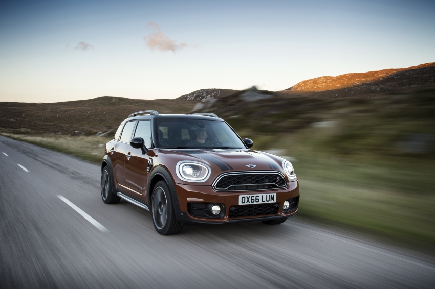 F60 MINI Countryman revealed – larger, with more tech Image #569062
