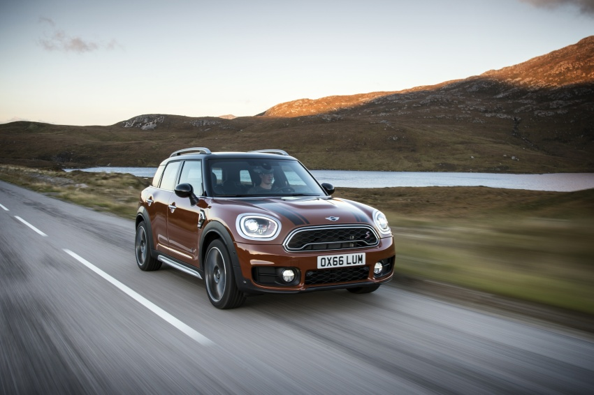 F60 MINI Countryman revealed – larger, with more tech Image #569066