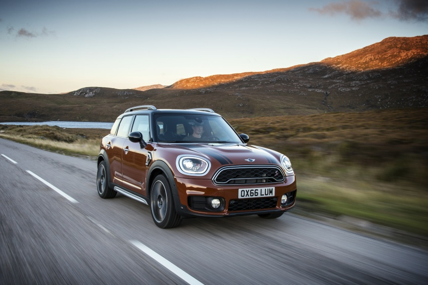 F60 MINI Countryman revealed – larger, with more tech Image #569083