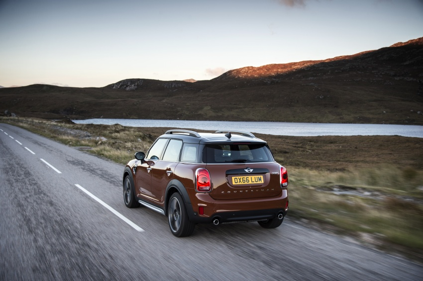 F60 MINI Countryman revealed – larger, with more tech Image #569076