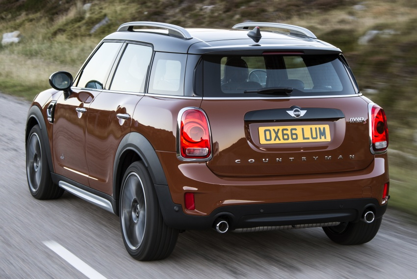 F60 MINI Countryman revealed – larger, with more tech Image #569065