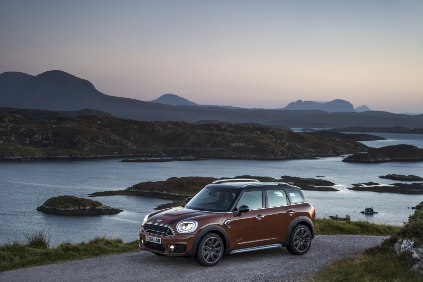 F60 MINI Countryman revealed – larger, with more tech Image #569107