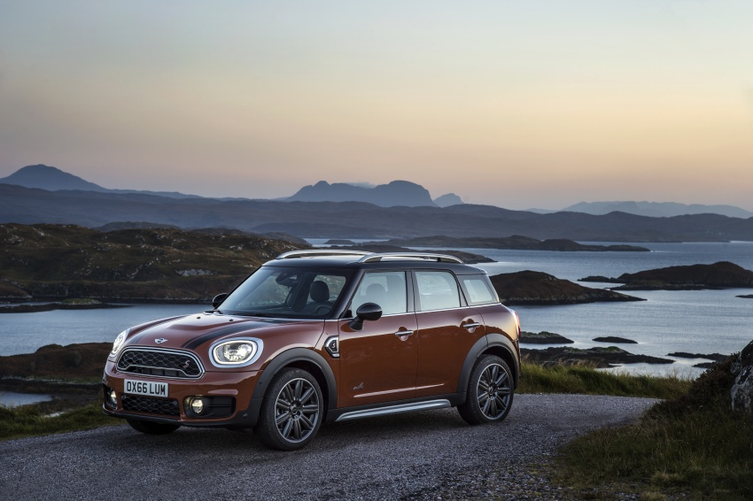 F60 MINI Countryman revealed – larger, with more tech Image #569115