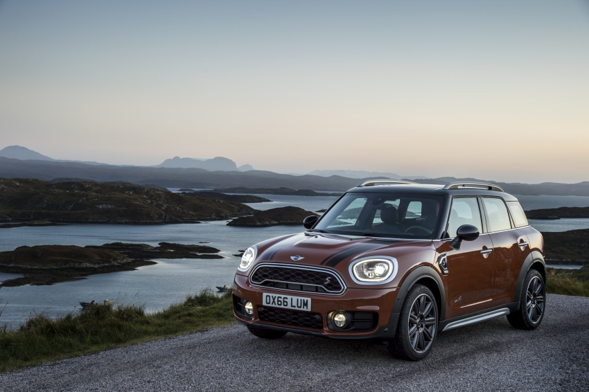 F60 MINI Countryman revealed – larger, with more tech Image #569091