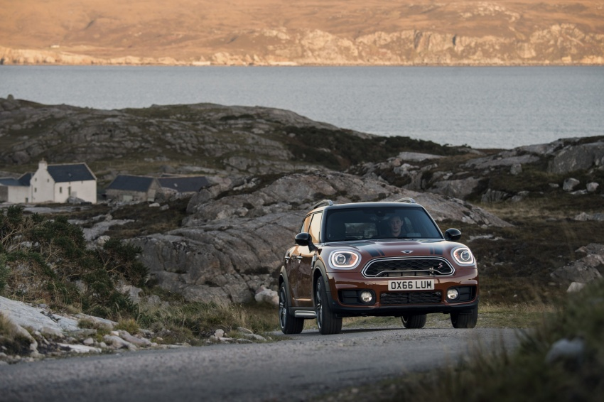 F60 MINI Countryman revealed – larger, with more tech Image #569078