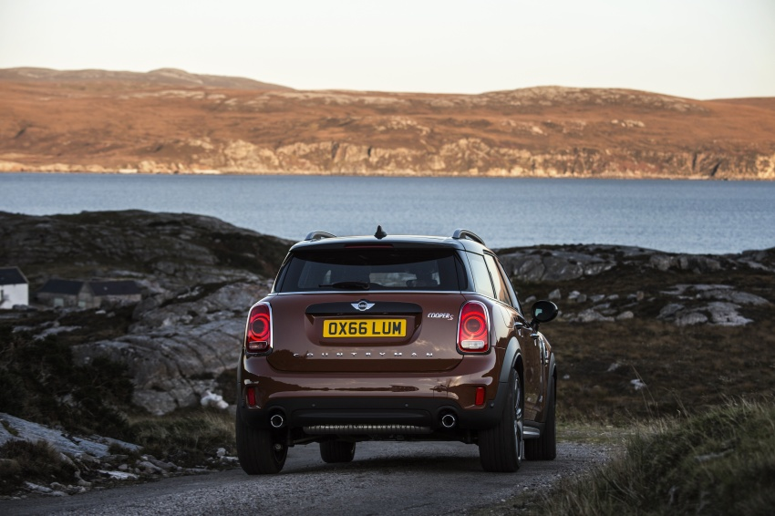 F60 MINI Countryman revealed – larger, with more tech Image #569077