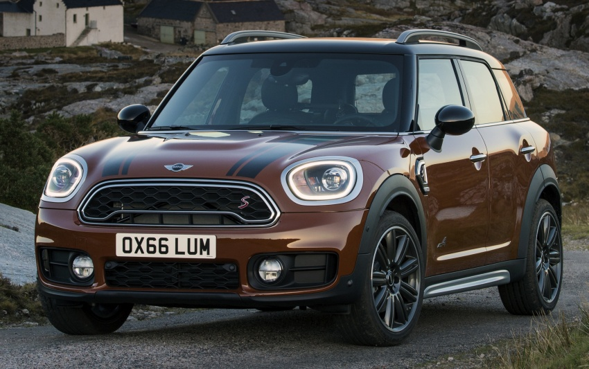 F60 MINI Countryman revealed – larger, with more tech Image #569114