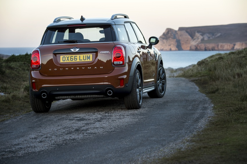 F60 MINI Countryman revealed – larger, with more tech Image #569096