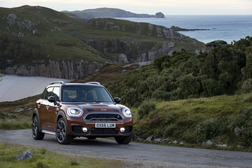 F60 MINI Countryman revealed – larger, with more tech Image #569099