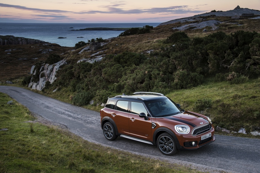 F60 MINI Countryman revealed – larger, with more tech Image #569119
