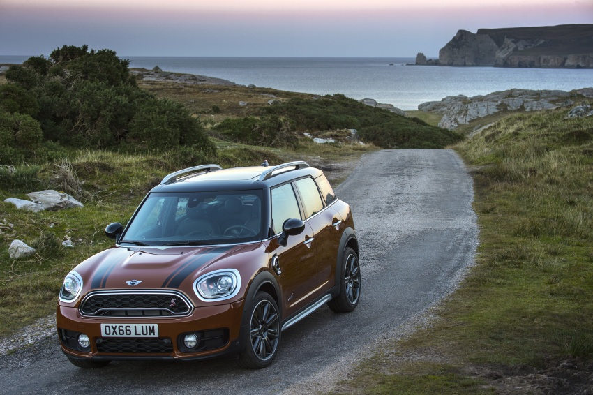 F60 MINI Countryman revealed – larger, with more tech Image #569117