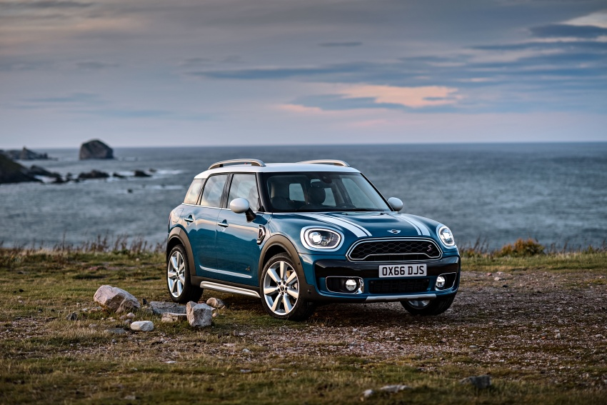 F60 MINI Countryman revealed – larger, with more tech Image #569146
