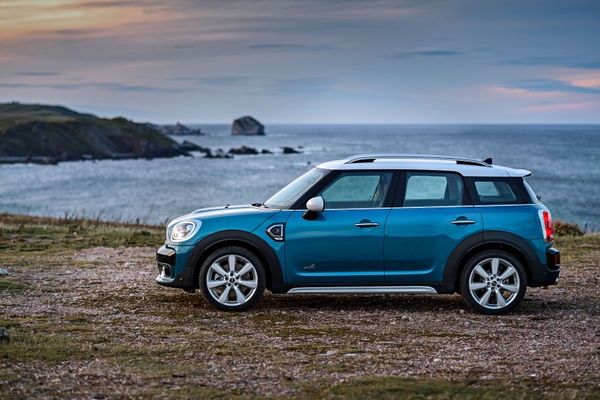 F60 MINI Countryman revealed – larger, with more tech Image #569166